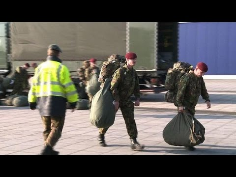 NATO tests rapid reaction forces in Czech, Dutch exercise