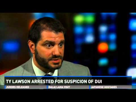DUI Lawyer Jay Tiftickjian Discusses Denver Nuggets Ty Lawson arrest