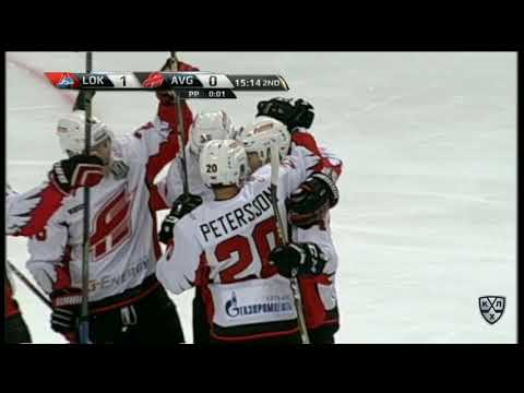 Avangard 3 Lokomotiv 2, 30 September 2017 Highlights