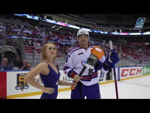 Видеодневник Sochi Hockey Open, 7 августа 2018