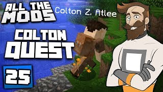 Minecraft All The Mods #25 - ColtonQuest