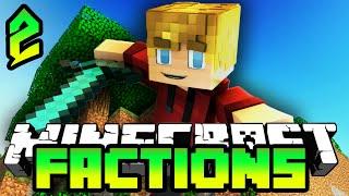 Minecraft Factions Group Treasure Raid! Episode 2 Treasure Wars!