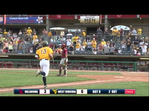 Highlights of WVU Baseball vs Oklahoma May 3-5, 2013