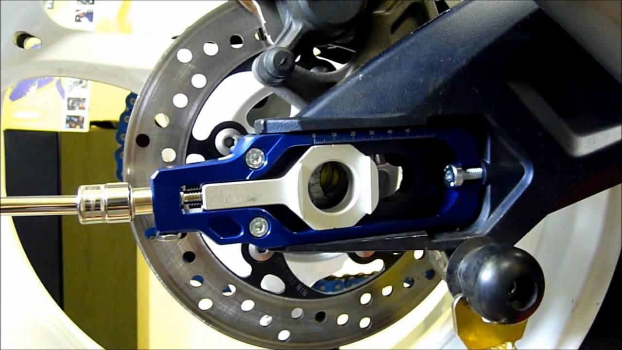 Yamaha R Rear Chain Adjuster