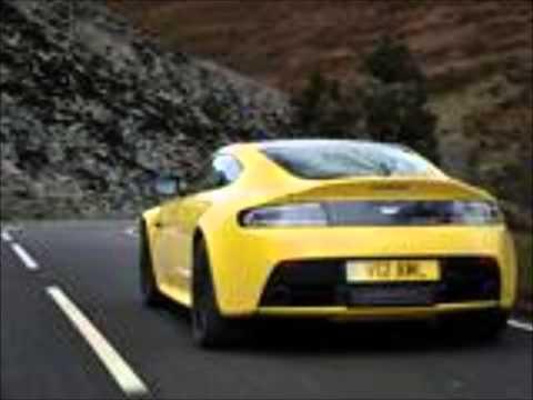 2014 Aston Martin V12 video