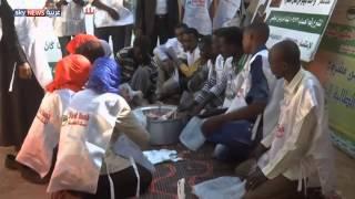 """""""عيد بلا جوعى"""" في السودان"""