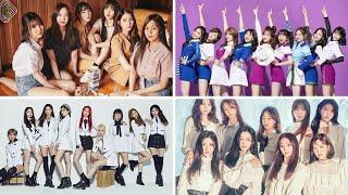 Top 3 Popular Members In K-Pop Girl Groups 《INTERNATIONAL》