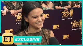 Riverdale Star Camila Mendes Jokes Mark Consuelos and Kelly Ripa Are 'Adopting' Her (Exclusive)