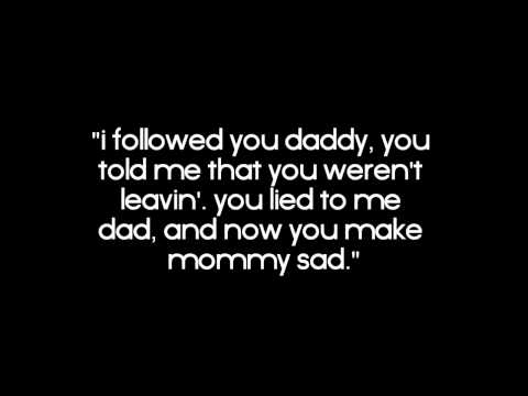 Eminem - When I'm Gone Lyrics video