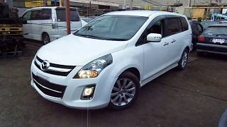 GT AUTOS IQUIQUE - MAZDA MPV 4X4 AT 2008 FULL EQUIPO
