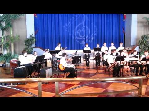 2014 Shaler Area High School Advanced Jazz Band - Disney Competition