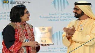Hebat, Sri Mulyani Menjadi Menteri Terbaik di Dunia