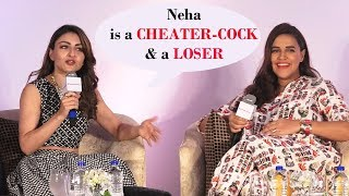 Soha Ali Khan Calls Pregnant Neha Dhupia A CHEATER & A LOSER