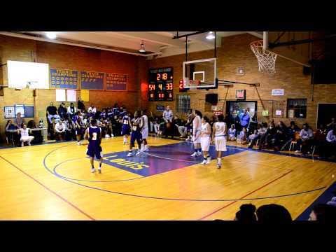13 | Girls | The Mary Louis Academy ( Queens ) Vs Bishop Loughlin Memorial High School ( Brooklyn )