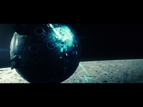 Independence Day: Resurgence (HD, 2016). Orb on the Moon streaming vf