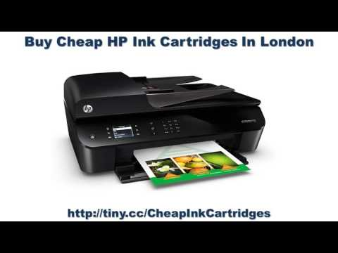 Cheap Replacement HP Printer Ink Cartridges In London