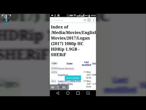 How To Download  (Movies In BLU-ray or softwares) Using Simple Google Search (Index Of)