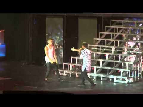 Justin Bieber Never Say Never Live 2014 video