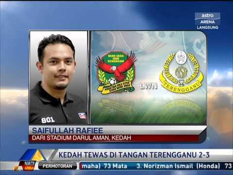 HKCTv: Liputan Nadi Arena  - KEDAH [2] Terengganu [3] Piala Malaysia 2014