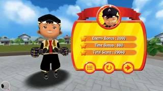 BoBoiBoy Kuasa 7 Galaxy : Bounce & Blast Live Streaming part 2