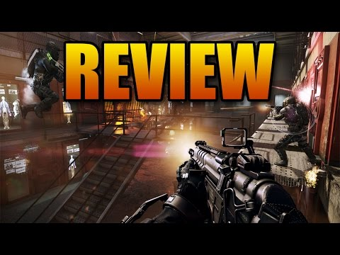Call of Duty: Advanced Warfare Multiplayer - Review/First Impressions (COD 2014 AW)