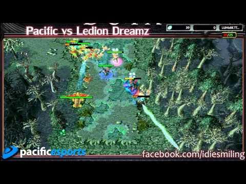 DotAHL 180 - [GEST May] Pacific vs Ledion Dreamz