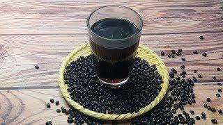 Giảm cân bằng trà đậu đen theo cách của người Nhật không phải ai cũng biết
