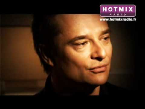 David Hallyday - Interview Hotmixradio