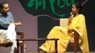 Supriya Sule On Navi Pidhi Nave Rajya Part_2.mp4