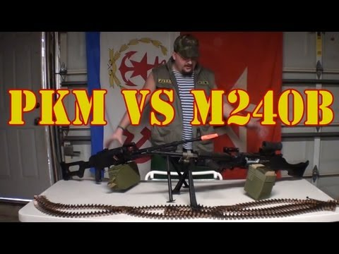 COMPARING ECHO 1 PKM VS ECHO 1 M240B