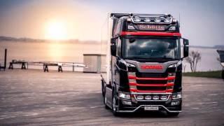 2018 Scania S730 V8 Black Edition Next Generation