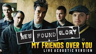 download lagu New Found Glory My Friends Over You Acoustic gratis
