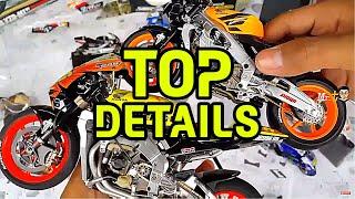6 Brands Miniature / Diecast MotoGP (Rossi) Keren