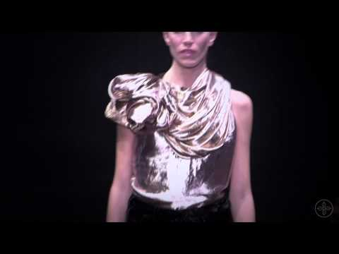 Colour Nude Fashion Show November 2013 | Pasarela Sevilla video