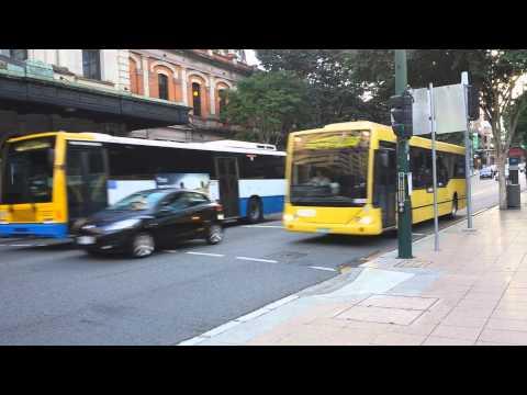 Bus Drive Past 11