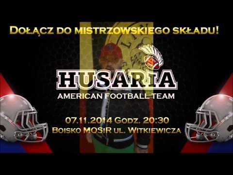 Mariusz Linke zaprasza na trening i rekrutację do Husarii Szczecin