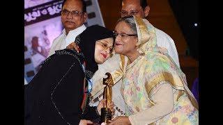 শাবানা ও ফেরদৌসি রহমান পেলেন আজীবন সম্মাননা    জাতীয় চলচ্চিত্র পুরস্কার    Shabana