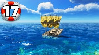 Stranded Deep - Part 17 - MORE SAILS = MORE SPEED