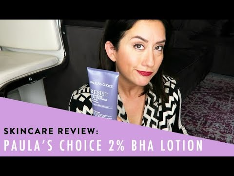 KP Update & My Review of Paula's Choice Resist Body Lotion | Skincare Review