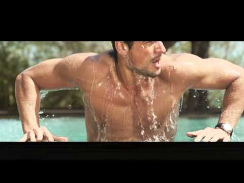 David Gandy Swimwear for Autograph at Marks and Spencer