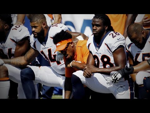 NFL responds to Trump