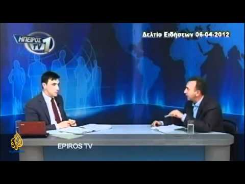Listening Post - Feature: Greece's media crisis  .avi