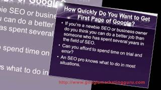 Do You Really Need The Help Of An SEO?