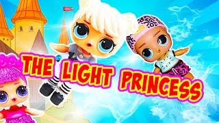 LOL Surprise Dolls Perform The Light Princess! With Suite Princess & Scribbles!   LOL Dolls Families