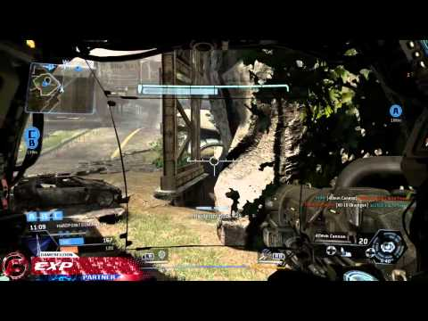 Titanfall IMC Campaign Walkthrough PART 1 The Refueling Raid Gameplay