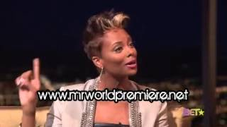 The Mo'Nique Show - Interview with Eva Marcille