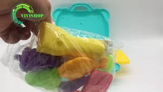 Vali bếp máy tính tiền siêu thị ❤ Đồ chơi nhà bếp ❤ ViVi's ToysReview TV ❤ Cửa hàng đồ chơi VIVI