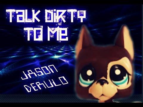 Lps Music Video: Talk Dirty To Me ~ Jason Derulo video