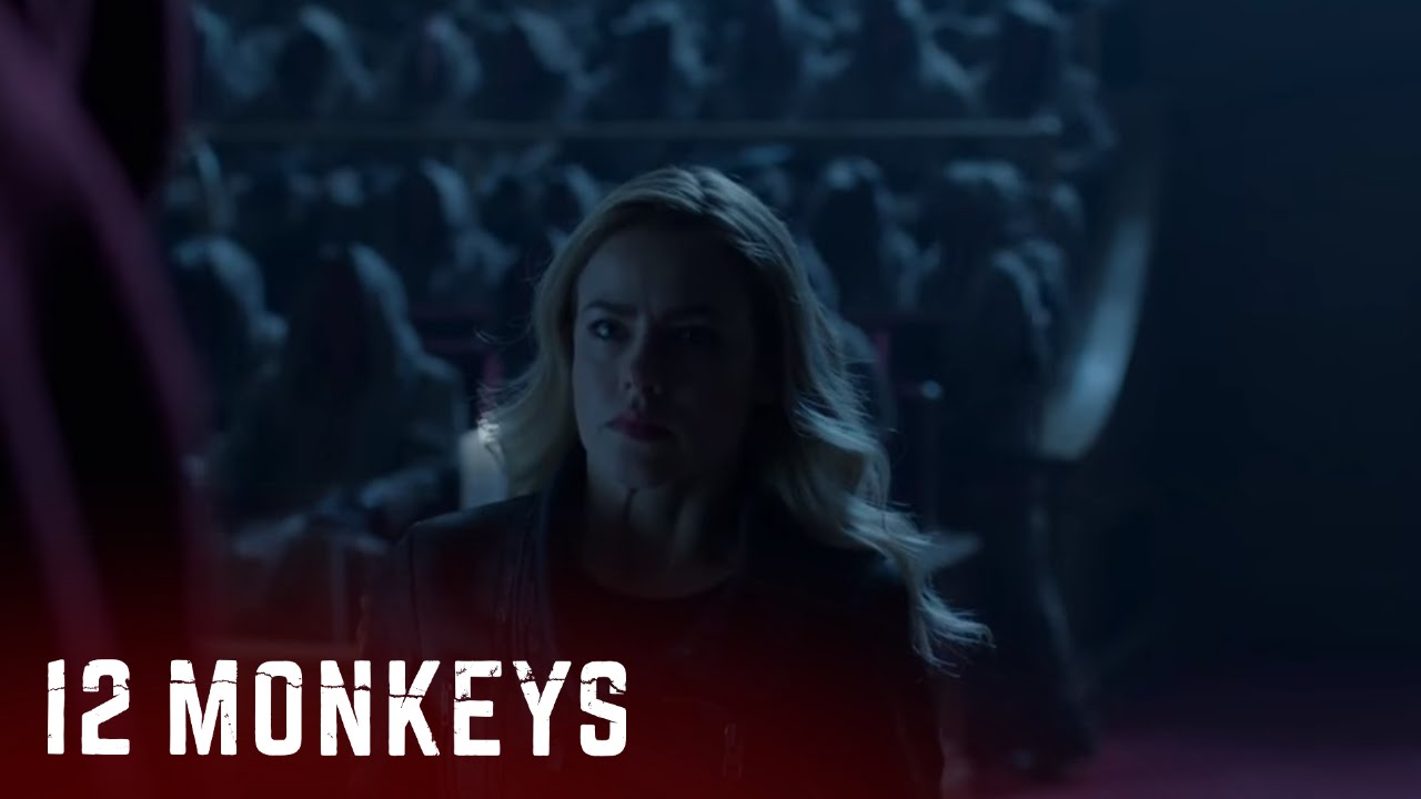 12 monkeys syfy season 1