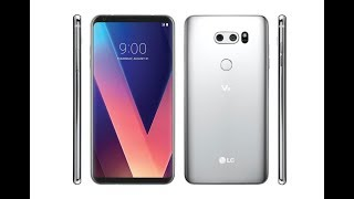 LG V30 with 6-inch QHD+ OLED FullVision Narrow Bezels , dual 13MP rear cameras, LG UX 6.0+ Coming